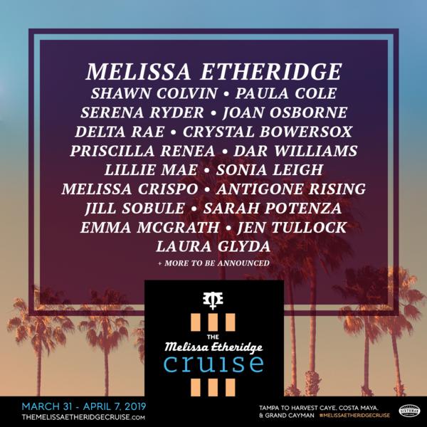 Melissa Etheridge Cruise III