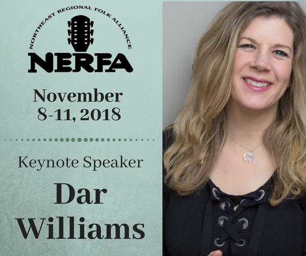 Keynote Speaker at NERFA 2018