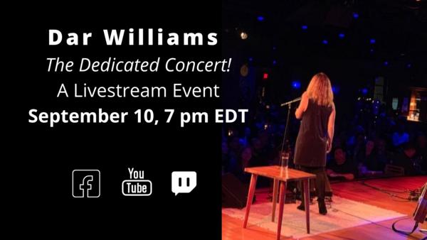 Live Streamed Concert