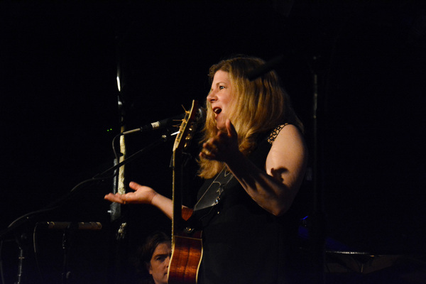 Episode 48 - Dar Williams PODCAST with Thaddeus Russell