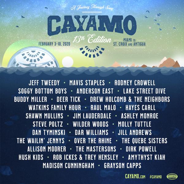 CAYAMO 2020  A Journey Through Song