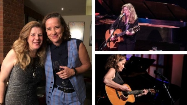May 3rd LIVE CONCERT  SUSIE ON SUNDAYS with Dar Williams