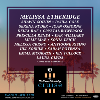 Melissa Etheridge Cruise III