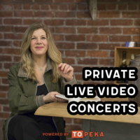 PRIVATE online concerts and serenade